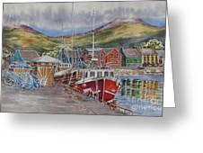 Dingle-harbour-ii Greeting Card