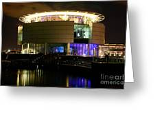 Discovery World Milwaukee Wisconsin Greeting Card