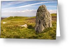 Druids Stone Circle Greeting Card