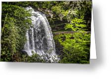 Dry Falls Greeting Card