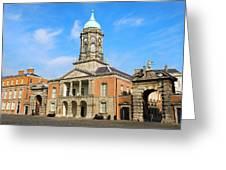 Dublin Castle Greeting Card