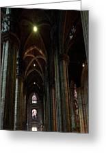 Duomo. Milano Milan Greeting Card