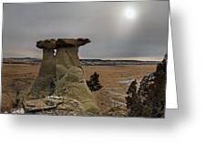 East Montana Country Greeting Card