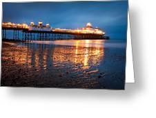 Eastbourne Pier Greeting Card