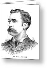 Edgar Vincent (1857-1941) Greeting Card
