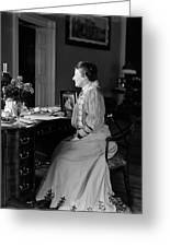 Edith Roosevelt (1861-1948) Greeting Card