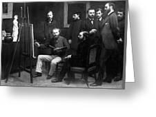 Edouard Manet (1832-1883) Greeting Card