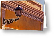 El Farol Greeting Card