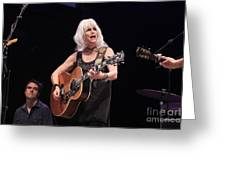 Emmylou Harris Greeting Card