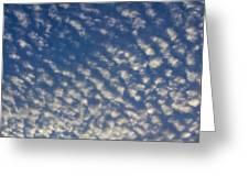 English Sky Greeting Card
