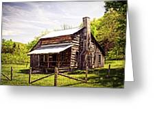 Erbie Homestead Greeting Card by Marty Koch