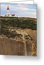 Espichel Cape Lighthouse Greeting Card