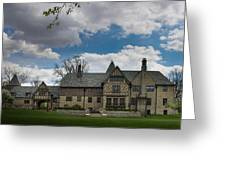 Ewing Manor Greeting Card