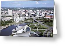 Exploration Place Greeting Card