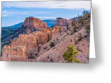 Farview Point At Bryce Canyon Greeting Card