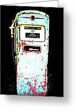 Fill'r Up Greeting Card