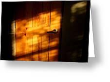 Film Noir Fritz Lang Michael Redgrave Secret Beyond The Door 1948 2 Casa Grande Arizona 2004 Greeting Card