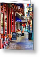 Findlay Market In Cincinnati 0006 Greeting Card