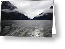 Fiordlands Greeting Card