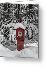 Firebox 6334 Greeting Card