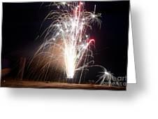 Fireworks 9 Greeting Card