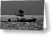 Fishing Friends Greeting Card