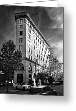 Flat Iron 2 Greeting Card by Mark Block