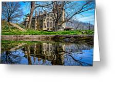 Fonthill Reflections Greeting Card