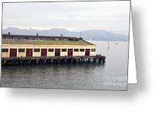 Fort Mason San Francisco Greeting Card