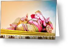 Ganesh Greeting Card