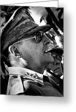 General Douglas Macarthur Greeting Card