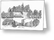 Georgia Institute Of Technology Greeting Card