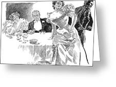 Gibson: Dinner Party Greeting Card