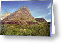 Glacier National Park 1 Greeting Card