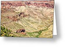 Grand Canyon National Park South Rim Greeting Card