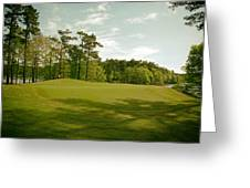 Grand National Golf Course - Opelika Alabama Greeting Card
