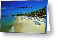 Grand Turk Greeting Card