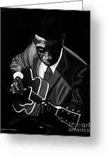 Grant Green Greeting Card