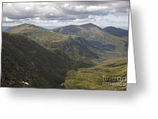 Great Gulf Wilderness - White Mountains New Hampshire Greeting Card