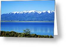 Great Salt Lake Greeting Card