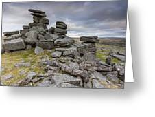 Great Staple Tor Greeting Card