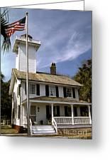 Haig Point Lighthouse Greeting Card