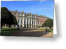 Hampton Court Palace England Greeting Card