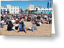 Hastings Pirate Day Greeting Card