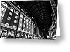 Hays Galleria London Greeting Card