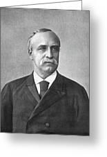 Henry Villard (1835-1900) Greeting Card