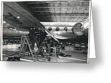 Hew Bolts For Viscounts Greeting Card