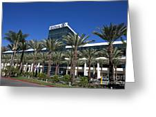 Hilton Anaheim Greeting Card