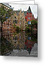 Historic Church St Louis Mo 2 Greeting Card