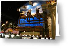 Hollywood Casino At Charles Town Races - 12123 Greeting Card